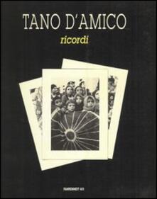 Ricordi - Tano D'Amico - copertina