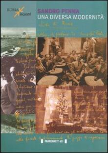 Sandro Penna. Una diversa modernità - copertina