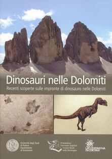 Winniearcher.com Dinosauri nelle Dolomiti. Recenti scoperte sulle impronte di dinosauro nelle Dolomiti Image