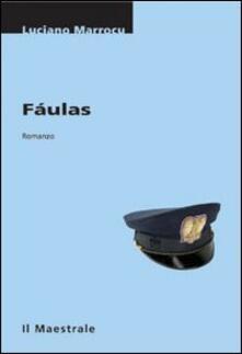 Fáulas - Luciano Marrocu - copertina