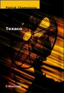 Texaco - Patrick Chamoiseau - copertina