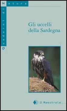Gli uccelli di Sardegna - copertina