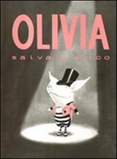 Copertina  Olivia salva il circo