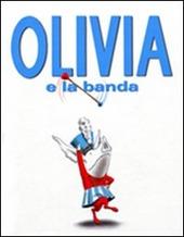 Copertina  Olivia e la banda