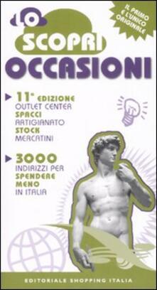 Lo scoprioccasioni 2008. 3000 indirizzi per spendere meno in Italia - Theodora Van Meurs - copertina