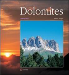 Dolomiti - Dario Scarpa - copertina