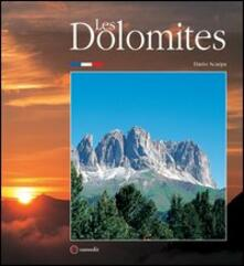 Les Dolomites - Dario Scarpa - copertina
