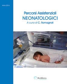Percorsi assistenziali neonatologici - copertina