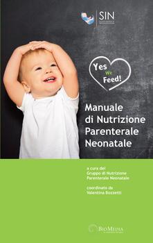 Partyperilperu.it Manuale di nutrizione parenterale neonatale Image