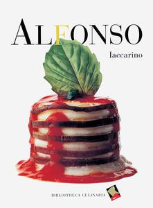 Libro Alfonso Iaccarino. Ediz. inglese Alfonso Iaccarino