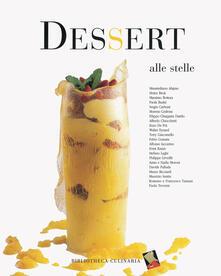 Dessert alle stelle - copertina