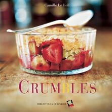 Crumbles - Camille Le Foll - copertina