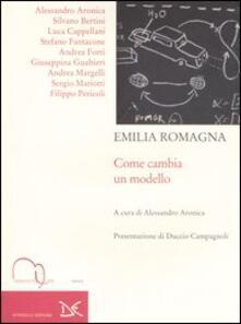 Emilia Romagna. Come cambia un modello - copertina