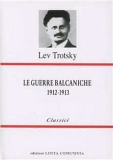 Festivalpatudocanario.es Le guerre balcaniche (1912-1913) Image