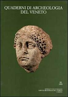 Quaderni di archeologia del Veneto. Vol. 9 - copertina