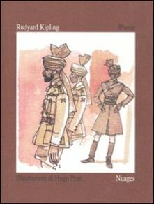 Poesie. Testo inglese a fronte - Rudyard Kipling,Hugo Pratt - copertina