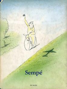 Sempé - Jean-Jacques Sempé - copertina
