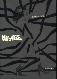 Nu-Age - Franco Matticchio - copertina
