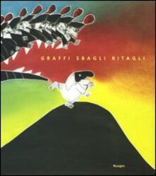 Graffi sbagli ritagli. Le acqueforti e acquetinte - Emanuele Luzzati - copertina