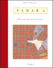 Sahara - Daniel Pennac,Guido Fiorato - copertina