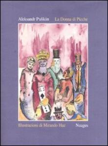 La donna di picche. Ediz. illustrata - Aleksandr Puskin - copertina