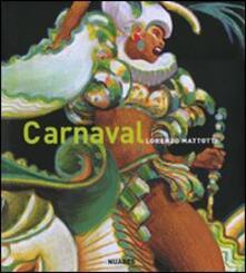 Carnaval. Colori e movimenti - Lorenzo Mattotti - copertina