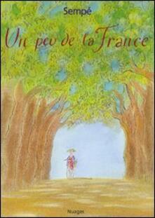 Un peu de la France. Ediz. italiana - Jean-Jacques Sempé - copertina