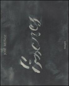 Encres. Ediz. italiana e francese - José Muñoz,Fernando Bandini - copertina