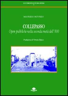 Collepasso. Opere pubbliche nella seconda metà dell'800 - Maurizio Paturzo - copertina