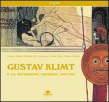 Gustav Klimt e la secessione viennese (1897-1997) - copertina