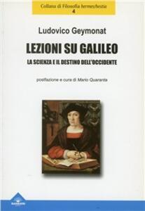 Lezioni su Galileo