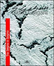 Tra segno e sogno - Giulio Galgani - copertina