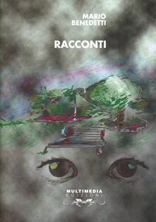 Racconti - Mario Benedetti - copertina