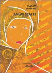 Anime scalze - Maram Al-Masri - copertina