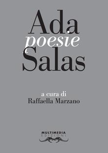 Poesie - Ada Salas - copertina