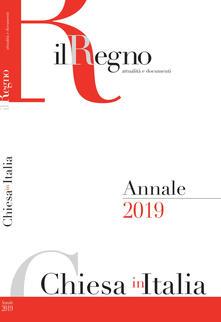 Criticalwinenotav.it Chiesa in Italia 2019. Annale de Il Regno Image