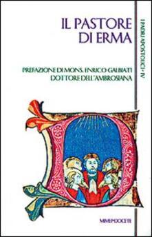 Il pastore di Erma - copertina