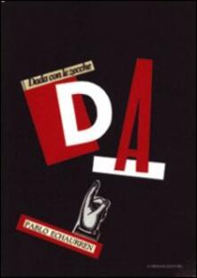 Dada con le zecche - Pablo Echaurren - copertina