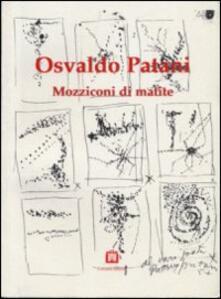 Mozziconi di matite - Osvaldo Patani - copertina
