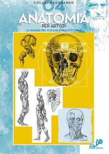 Anatomia per artisti - copertina