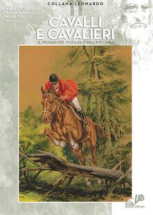 Cavalli e cavalieri - copertina