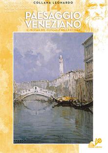 Paesaggio veneziano - copertina