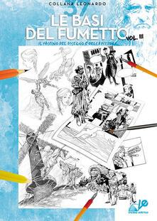 Le basi del fumetto - copertina