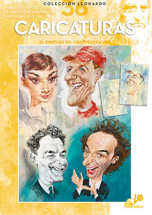 Caricaturas - copertina