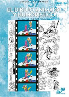 El Dibujo animado y humoristico - copertina