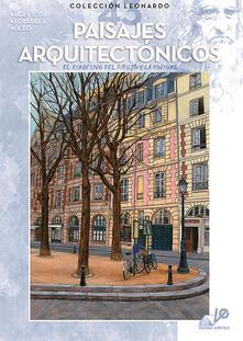 Paisajes arquitectònicos - copertina