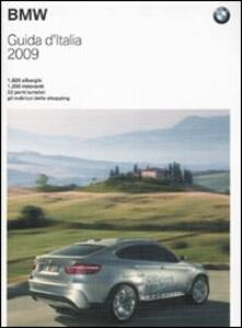 Guida d'Italia BMW 2009 - copertina