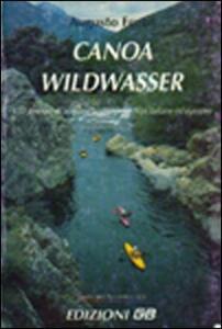 Canoa wildwasser. 150 itinerari di acque selvagge nelle Alpi italiane ed europee