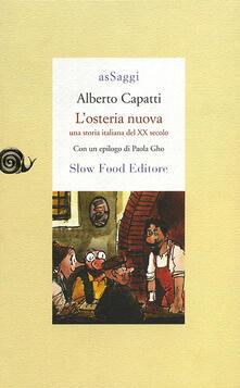 Voluntariadobaleares2014.es L' osteria nuova. Una storia italiana del XX secolo Image