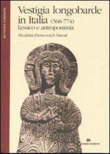 Winniearcher.com Vestigia longobarde in Italia (568-774). Lessico e antroponimia Image
